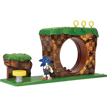 Sonic - Playset La Colina Verde (Green Hill Zone)