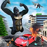 City Smasher Angry Gorilla Simulator: Rampage Game