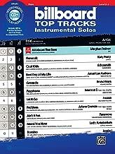 Billboard Top Tracks Instrumental Solos: Flute, Book & CD (Instrumental Solos Series)
