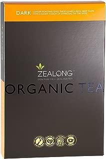 Zealong Dark Roasted Oolong Organic Tea   Premium Hand Picked Loose Leaf 50 Gram New Zealand, Creators of The World's Purest Tea