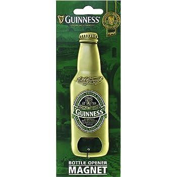 Guinness Ireland 3D Metal Bottle Opener Magnet