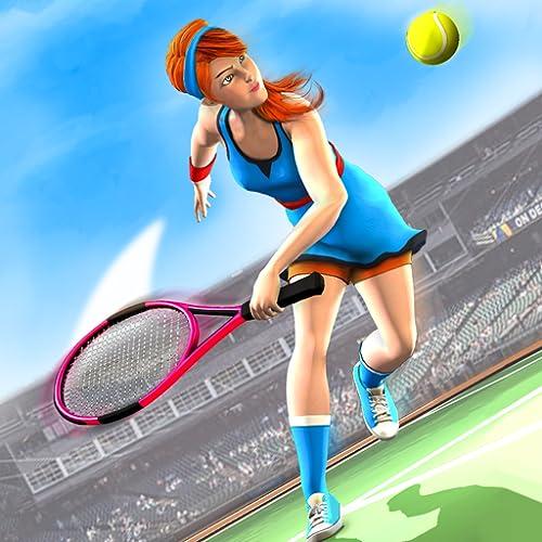 World Tennis Online 3D: Kostenlose Sportspiele 2020