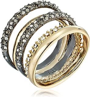 Pave Orbit Ring