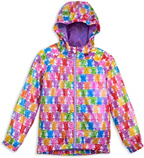 Disney/'s Minnie Mouse Toddler Girl Cute Adorable Hooded Puffer Jacket //6X// MINNE