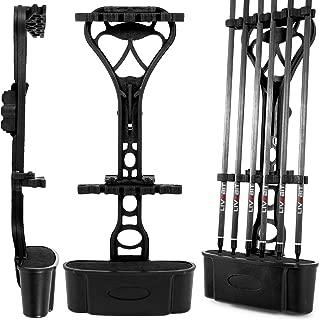 LIVABIT Archery Compound Bow Quiver 6 Arrows