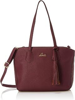 Lavie Leila Medium N Sat Women's Handbag (Purple)