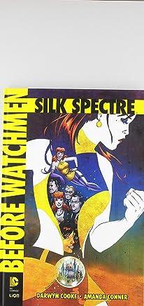 Silk spectre. Before Watchmen