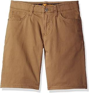 سروال قصير من LEE Boys' Dungarees Extreme Motion 5 جيوب