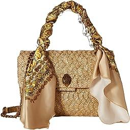 Raffia Large Kensington Bag