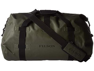 Filson Dry Duffel Large (Green) Duffel Bags