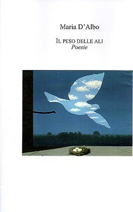 IL PESO DELLE ALI: Poesie