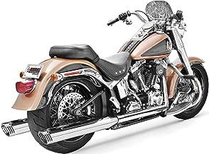 Freedom HD00220 Exhaust (Racing True Dual Sf Chrome Tip 4