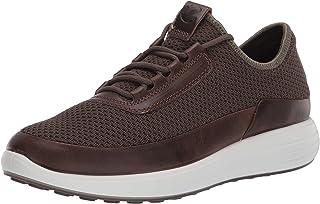 حذاء رياضي صيفي رجالي ناعم 7 Runner من Eco، لون رمادي داكن، مقاس 43 M EU