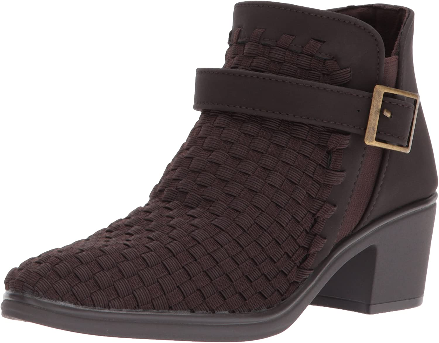 STEVEN by Steve Madden Womens Nc-Padre Ankle Bootie