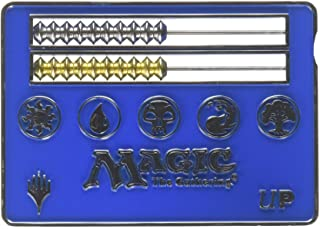 Magic: The Gathering Blue Card Size Abacus Life Counter