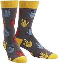 Sock It To Me, Men's Crew, Alien Socks