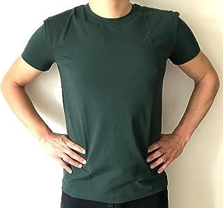 Camiseta de tirantes para yoga Esparto Auron algod/ón org/ánico