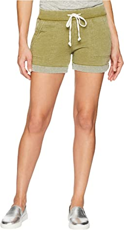 Burnout French Terry Lounge Shorts