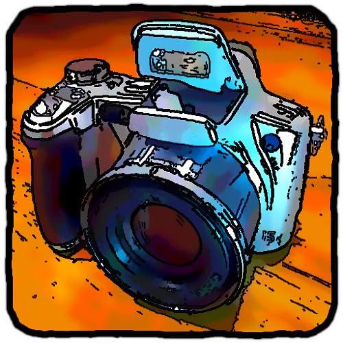 Cartoon Kamera HD