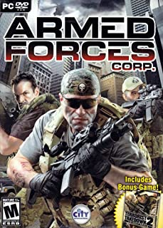 armed forces corps (UK)