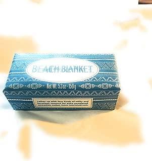 Perfectly posh so soapy Bath Chunk Soap Bar Beach Blanket