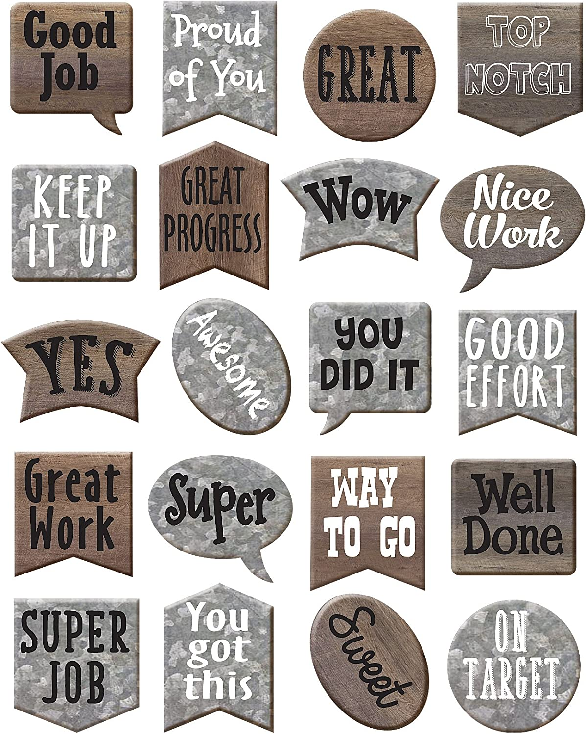 Teacher Created Resources Home Sweet Classroom Stickers (TCR8835)