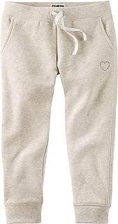 Girls' 4-8 Logo Pants