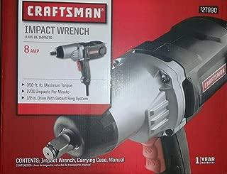 Craftsman 8 Amp Impact Wrench