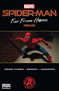 Spider-Man: Far From Home Prelude (2019) #1 (of 2) (English