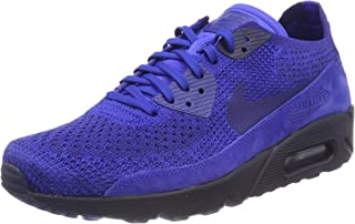 05c77d59f6dbe Nike Men's Air Max 90 Ultra 2.0 Flyknit Racer Blue 875943-402 (Size: