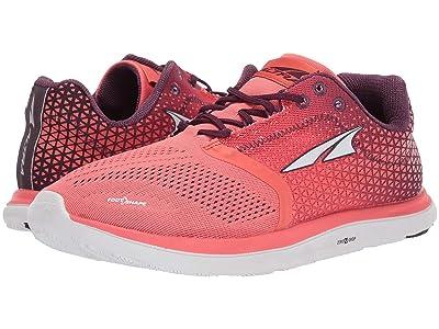 Altra Footwear Solstice (Coral) Women