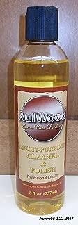 AulWood Multi Purpose Cleaner and Polish 8oz