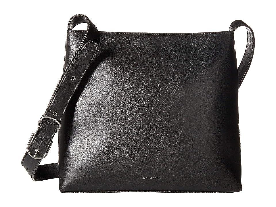 Matt & Nat Vintage Minty (Black) Handbags