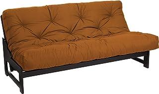 Mozaic Trupedic - Full Size 6-inch Futon Mattress, Cinnamon