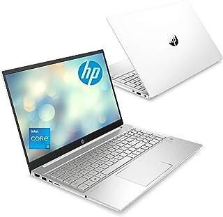 HP ノートパソコン インテル第11世代 Corei5 メモリ16GB 512GB SSD 15.6インチ フルHD IPSディスプレイ HP Pavilion 15-eg セラミックホワイト Microsoft Office付き(型番:323...