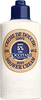 L'Occitane Softening Shea Ultra Rich Shower Cream, 8.4 Fl Oz