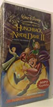 The Hunchback of Notre Dame II (2002) 68 Min. Animation, Adventure Vhs Pal Video with Greek Subtitles Walt Disney Pictures