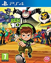Ben 10 (PS4) (UK IMPORT)