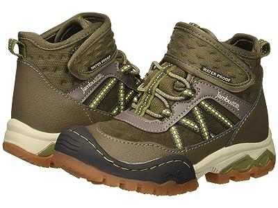 Jambu Kids Cypress (Toddler/Little Kid/Big Kid) (Brown) Boys Shoes