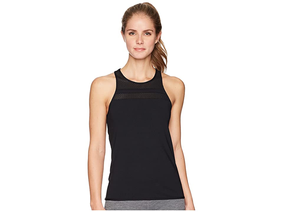 Lorna Jane Sharp Excel Tank Top (Black) Women