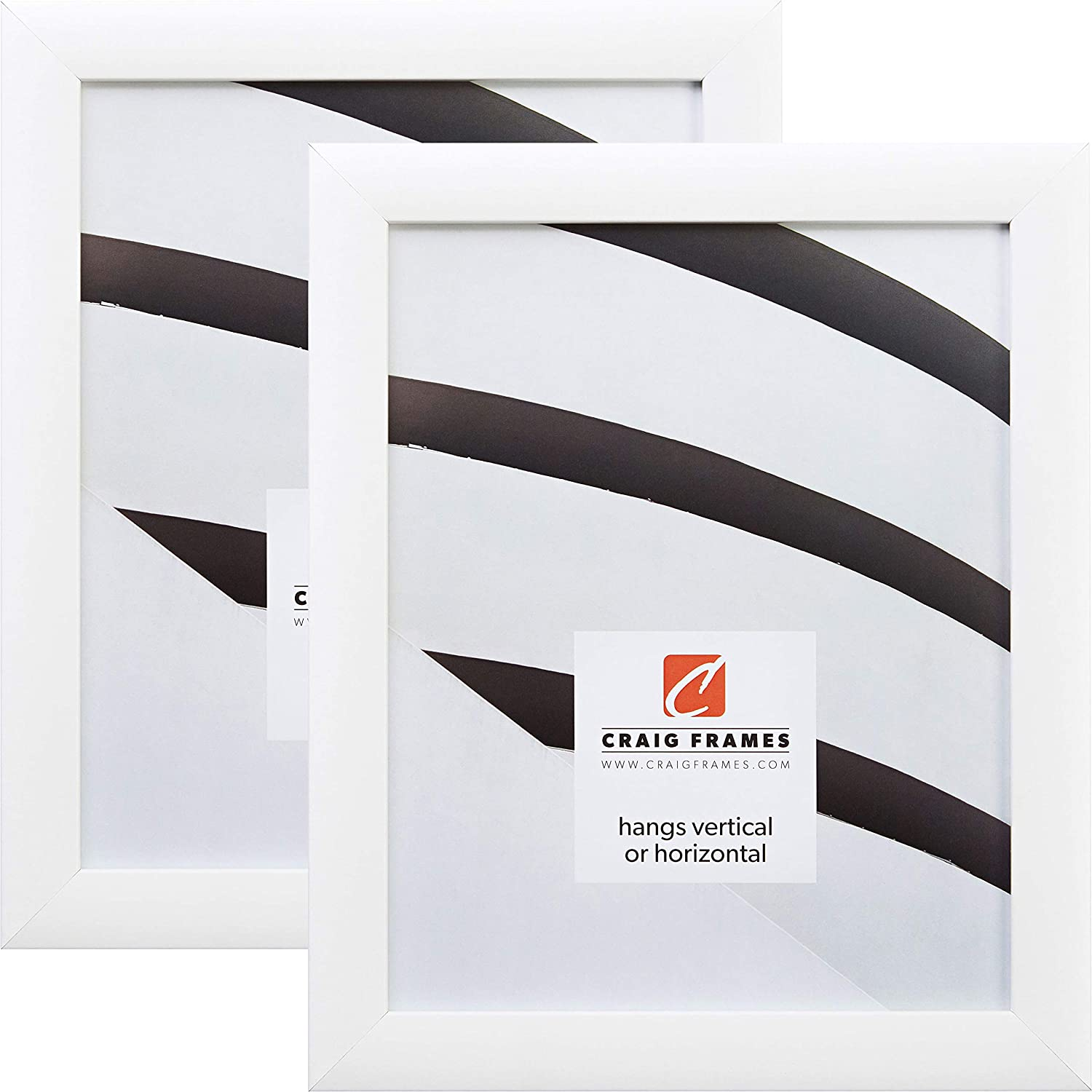 Craig Frames 23247812 20 x 30 Picture White of Set A surprise price is realized Inch Denver Mall Frame