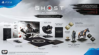 Ghost Of Tsushima - Collector'S Edition - Playstation 4