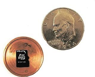 Covert Spy Hidden Compartment US Dollar Coin Diversion Safe Gadget