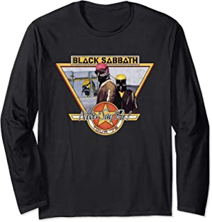 Black Sabbath Official Never Say Die Tour '78 Long Sleeve T-Shirt