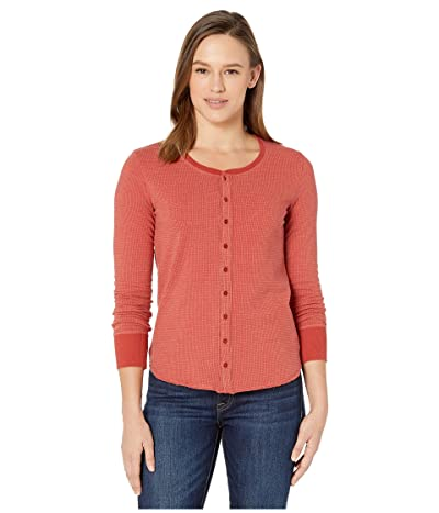 United By Blue Long Sleeve Trail Light Thermal (Red Rock) Women