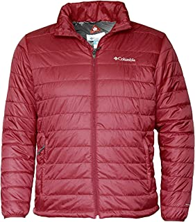 Columbia Men's Crested Butte II Omni-Heat Jacket, ROYAL