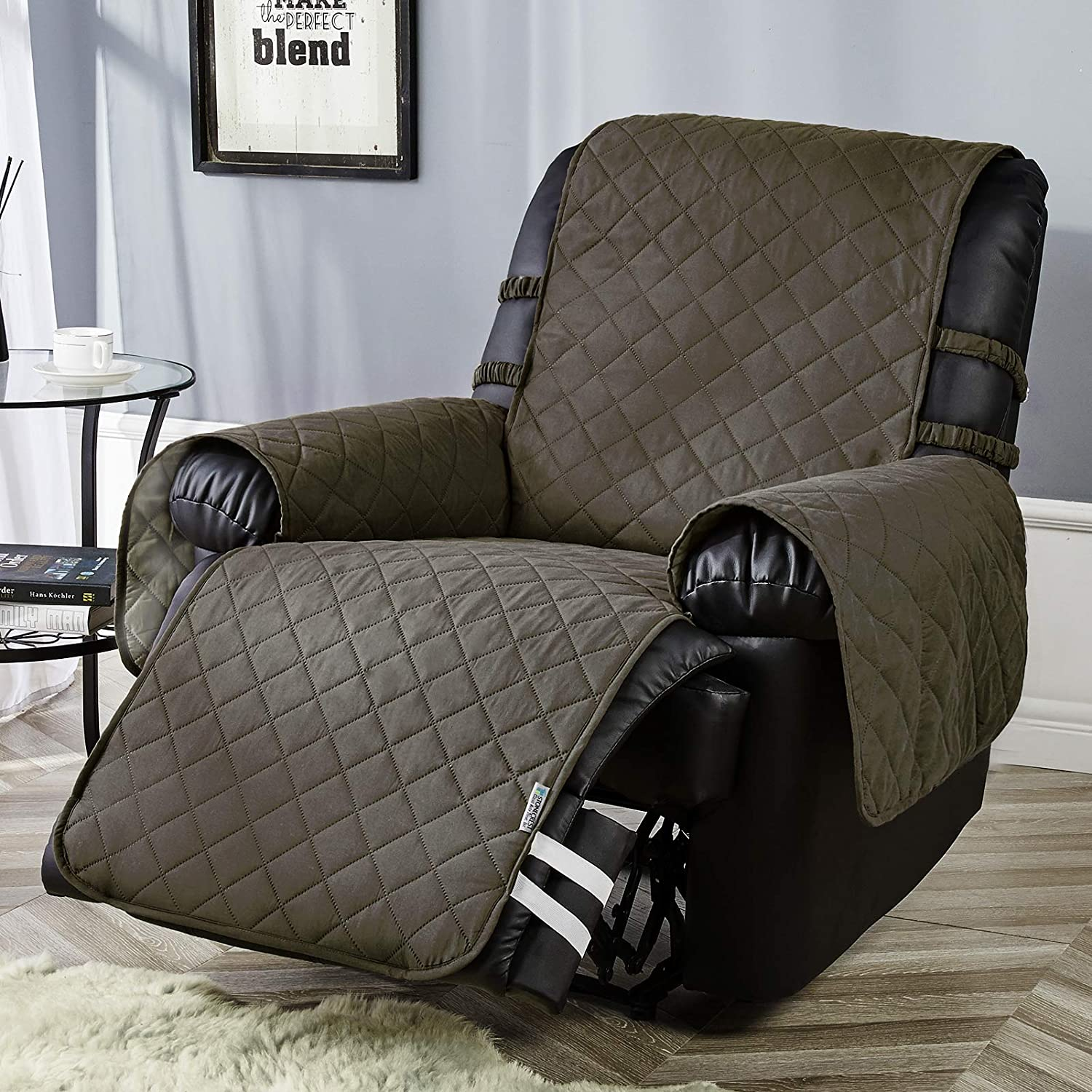 STONECREST Mail order Recliner Chair Cover Special Campaign Reversible for P