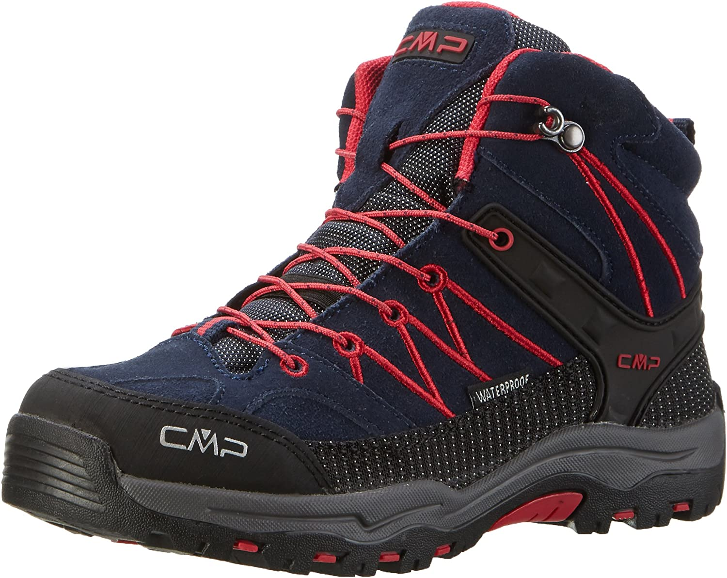CMP Unisex Adults' Rigel Mid Wp High Rise Hiking shoes