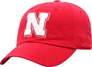 Nebraska Huskers - Adjustable NCAA Crew Collegiate Hat - Adult, One Size Fits All