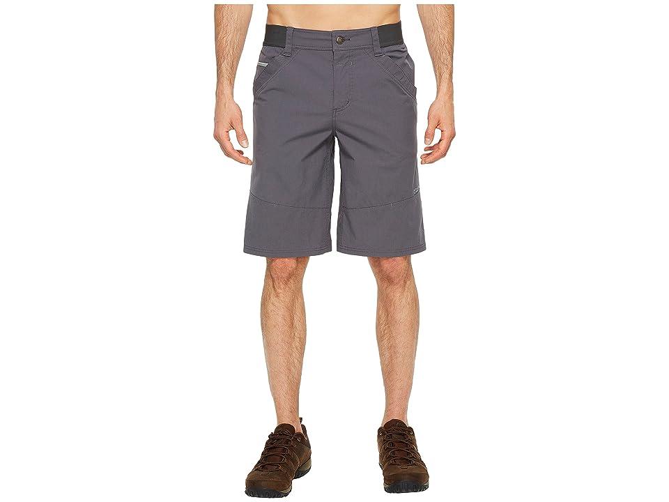 Marmot Bishop Shorts (Slate Grey) Men